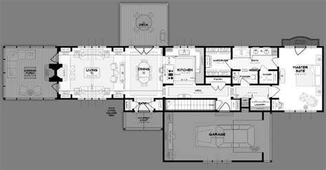 one room deep house plans house plan one room deep google search house plans