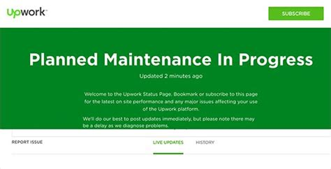 6 Maintenance Page Ideas You Can Use On Your Wordpress Site Website Maintenance Message Template