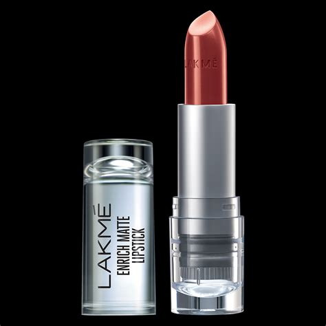 steps for bridal makeup with lakme products lakm 233 enrich matte lipstick lakme india