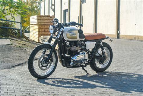 Motorrad Auspuffbau by Se Bmw Concept Bikes Triumph Se Roadster