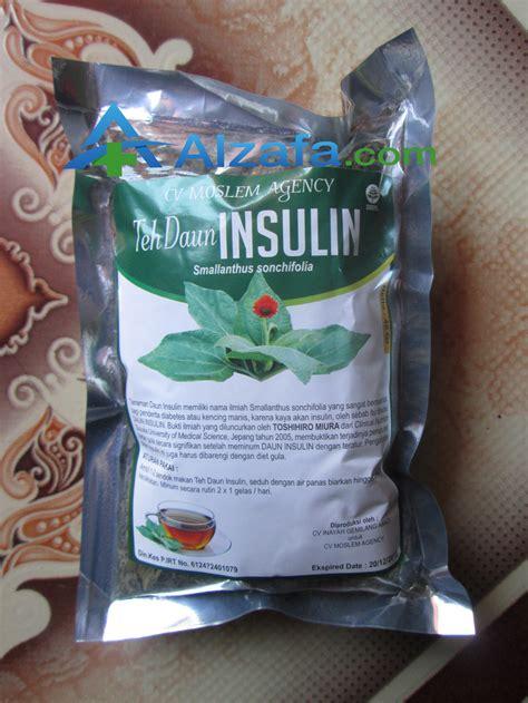 Teh Insulin teh daun insuliin alzafa store alzafa store