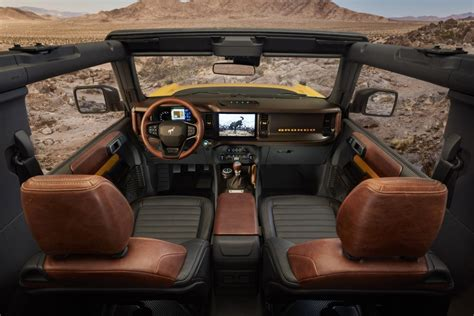 ford bronco officially debuts heres