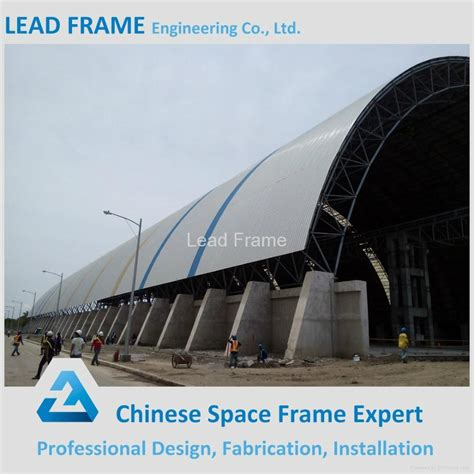 Galvanized Steel Structure Prefab Coal Storage No 20