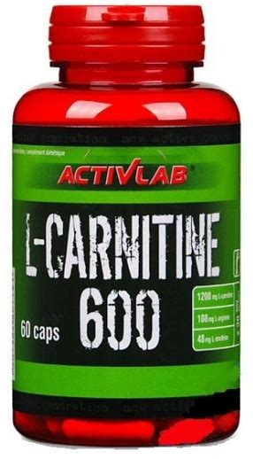 l carnitine weight management capsules activlab nutrition l carnitine 600mg capsules weight loss