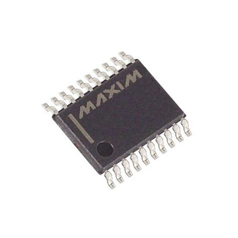 maxim integrated products pantip max13223eeup t maxim integrated 집적 회로 ic digikey