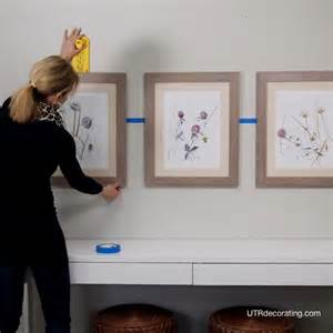 how to hang wall how to hang pictures 10 easy tips utr d 233 co blog