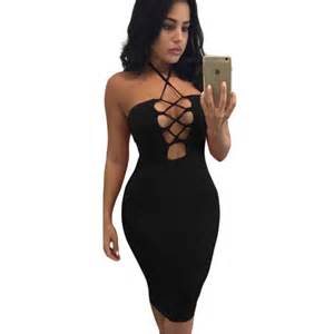 cheap club dresses 2016 new style summer dress red