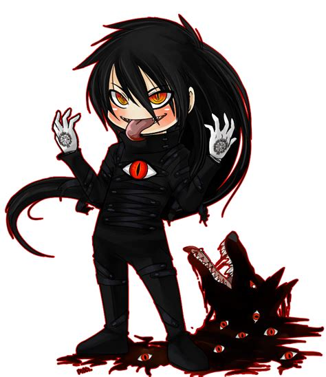 libro chibi girls horror an hellsing sticker for ios android giphy