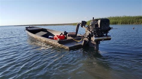 gator trax boat with outboard gator trax 2008 for sale for 8 500 boats from usa