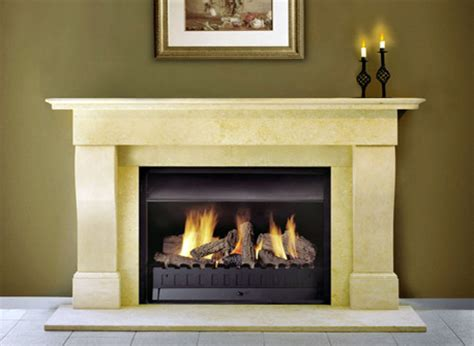 traditional fireplace mantels australian gas log