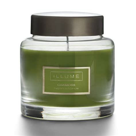 Illume Candles Illume Candles Oakmoss Home Fragrances Candles Air