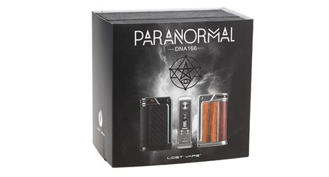 Paranormal Dna 166 Authentic Lost Vape Garansi 139 00 authentic lost vape paranormal dna166 tc vw apv