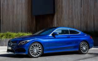 Mercedes C Class Amg Coupe Wallpapers Mercedes C Class Coupe C205