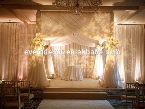 wedding drapes for sale wedding aluminum pipe stand and drape for hot sale weding