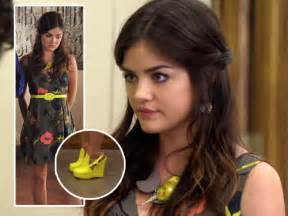 Aria Montgomery Bedroom Pretty Little Liars Fashion Page 8 The Fashion Spot