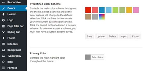 avada theme button color custom color schemes theme fusion