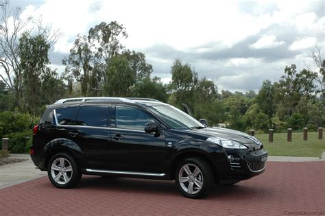 peugeot reviews peugeot 4007 review road test caradvice