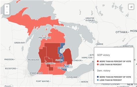 gerrymandering in michigan is among the nation s worst