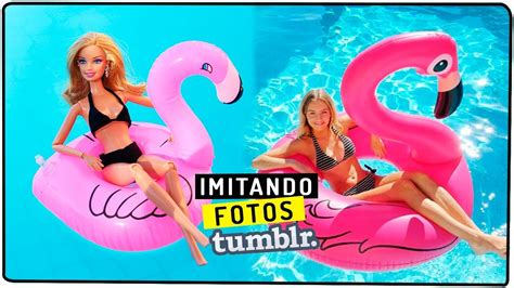 imagenes tumblr en la piscina imitando fotos tumblr na piscina vers 227 o barbie youtube