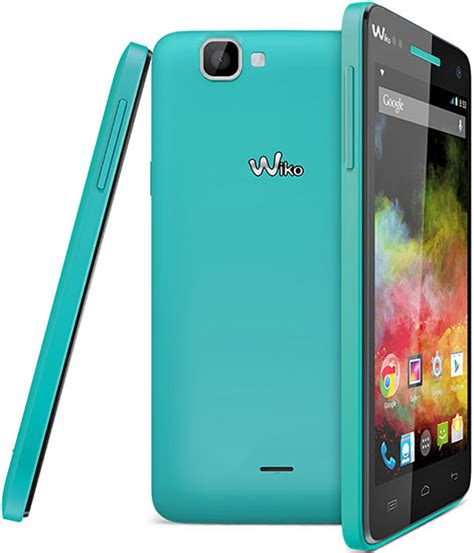 Wiko Rainbow 4G pictures, official photos