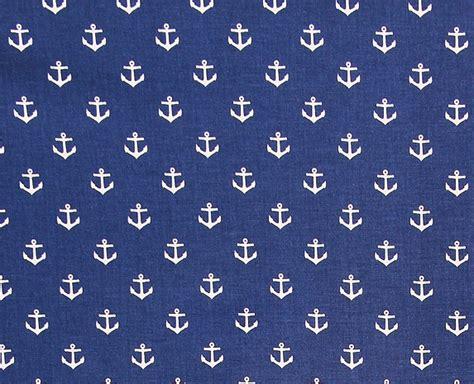 fabric pattern anchor anchors away fabric