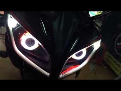 Led Projector Yamaha R15 yamaha r15 ไฟหน า projector led bar ด ๆ