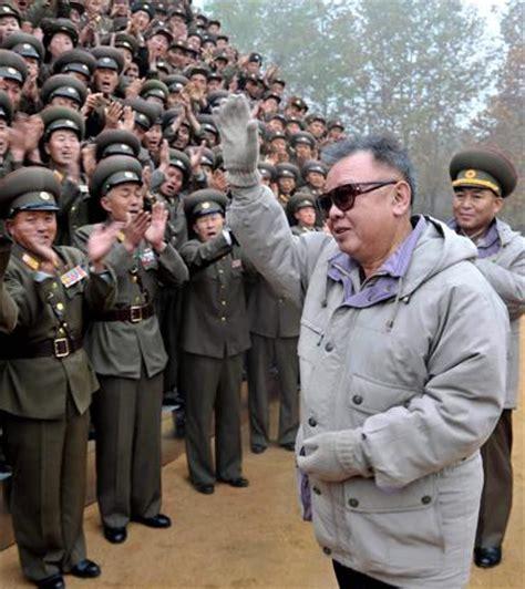 Jaket Parka Dae Woun La Morte Di Jong Il
