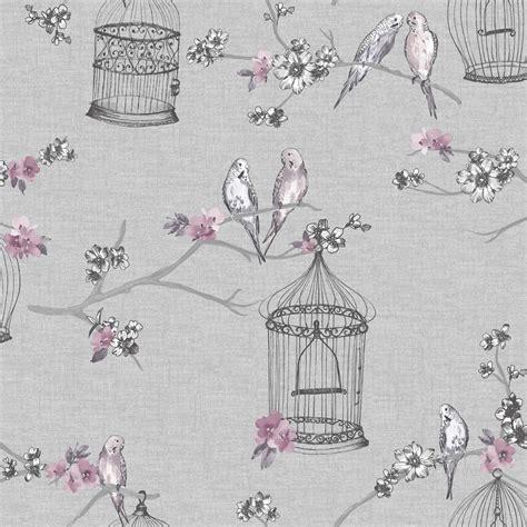 arthouse wallpaper overture lavendar wilko
