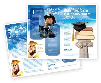 brochure design templates for education education brochure template design and layout now 03680 poweredtemplate