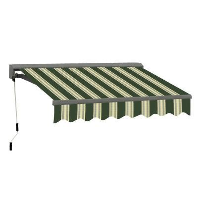 retractable awnings home depot advaning 16 ft classic c series semi cassette manual