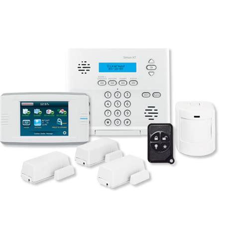 interlogix simon xt security kit with touchscreen