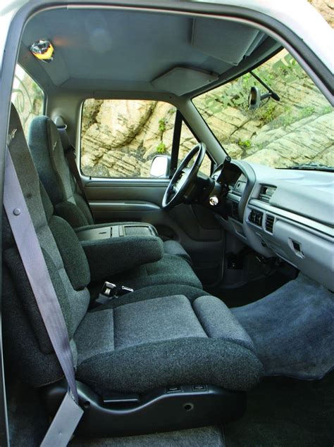 1994 f150 seats officially official 1994 ford f 150 svt lightning