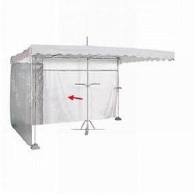 tenda per ambulanti tenda da parasole bianco opaco 300 x 195 cm attrezzature