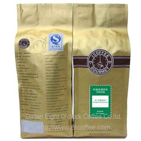 Espresso Mandheling Blend 500gr sumatra mandheling blend roasted coffee bean taste bitter products china sumatra mandheling