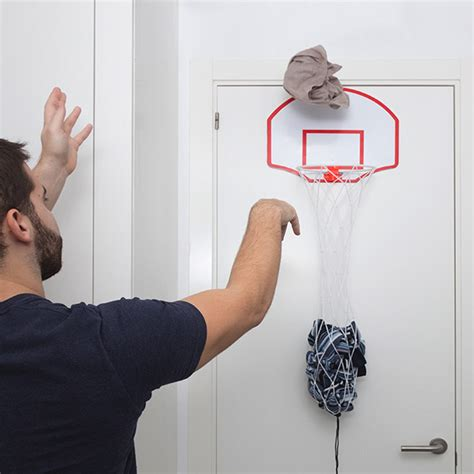 Basketball Hoop Laundry Basket Basketball Laundry