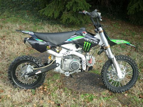 motocross dirt bike moto cross dirt bike ycf 125 a vendre 2014