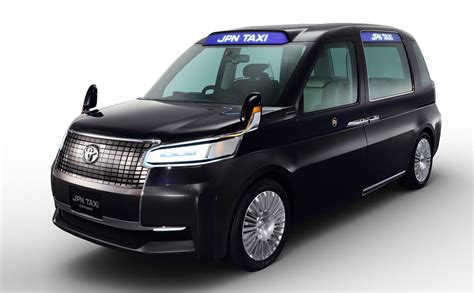 Toyota Jpn Taxi Toyota Jpn Taxi Concept Tokyo S Future Black Cab