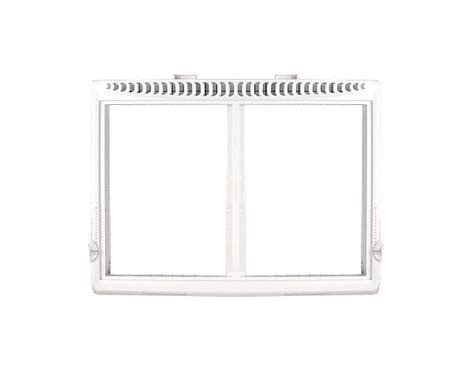 frigidaire crisper drawer cover frigidaire fftr1814lmb crisper pan drawer cover frame