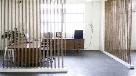 le de bureau originale une d 233 coration amovible avec le brise vue r 233 tractable