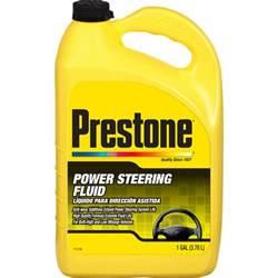 prestone power steering fluid 1 gallon new for sale in us