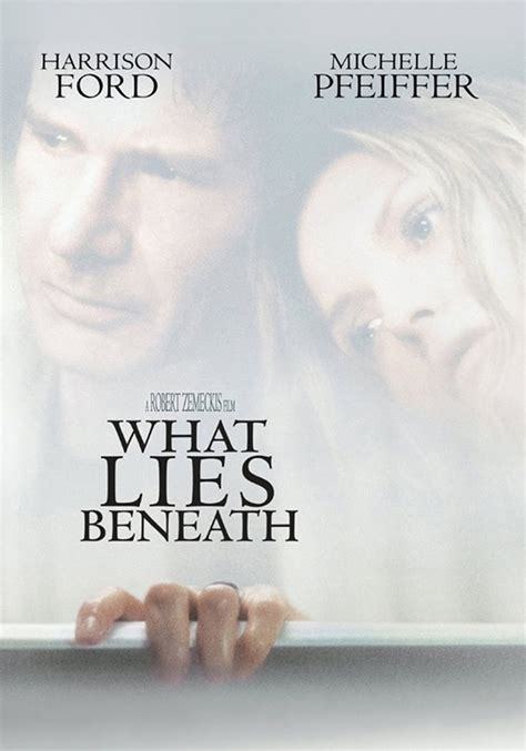 What Lies Beneath posters what lies beneath 2000