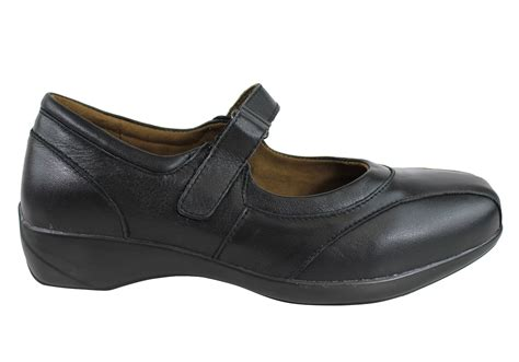 scholl comfort shoes scholl orthaheel verity womens comfortable leather mary