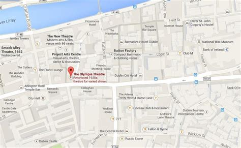 google dublin address how to find the olympia theatre dublin