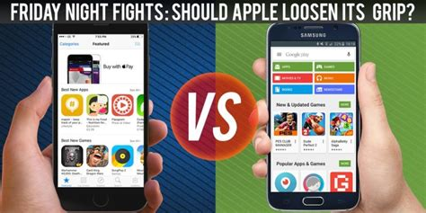 Play Store Vs Windows Store App Store Vs Play Is It Time Apple Stopped Being