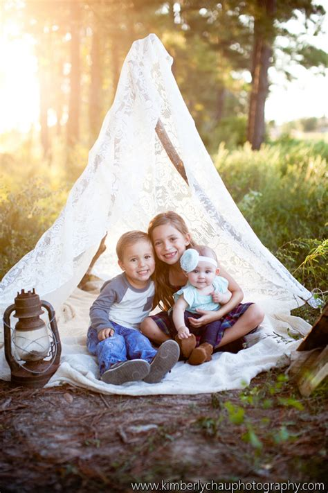 recollection blog vintage camping family session