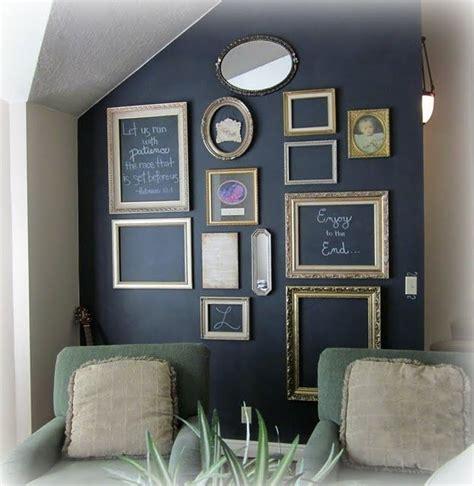 pareti con cornici oltre 25 fantastiche idee su cornici vuote su