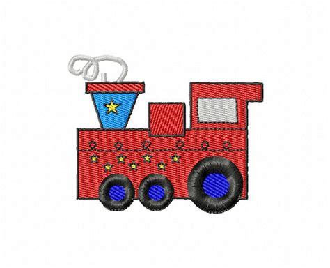 embroidery design train toy train embroidery design