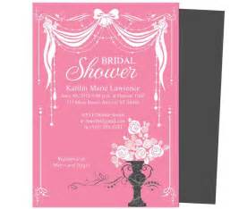 free bridal shower invitation templates for word bridal shower invitations microsoft word bridal shower