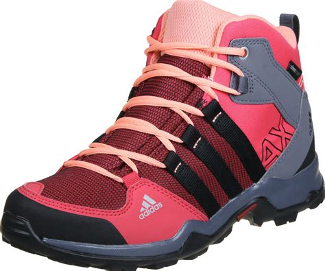 Adidas Ax2 Sepatu Tracking Sneakers adidas terrex ax2 mid cp k w hiking shoes