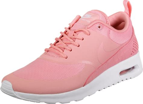 pink nike shoes nike air max thea w shoes pink